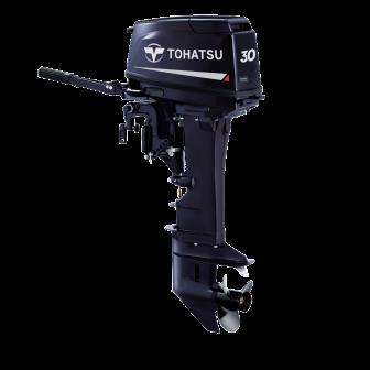Двухтактный лодочный мотор TOHATSU M 30 - 1