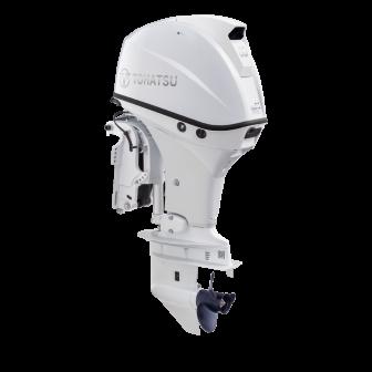 Четырехтактный лодочный мотор TOHATSU MFS 60 (WHITE) - 1