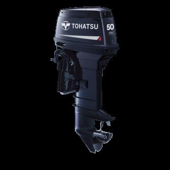 Двухтактный лодочный мотор TOHATSU M 50 - 1